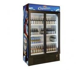 Шкаф холодильный Inter-800Т (0... 7) двери-купе Ш-0,8 СКР