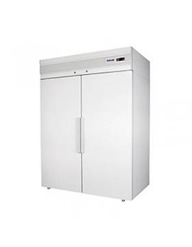 Шкаф холодильный 1400л. 0... 6 POLAIR  ШХ-1,4 (нерж.)