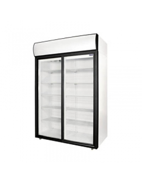 Шкаф холодильный 1000л.  1... 12 POLAIR  ШХ-1,0 купе