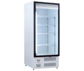 Шкаф холодильный со стеклянной дверью (динам. охл.) -6...0 Премьер ШСУП1 700/С (возд-ль) Ш1-4ВУ1