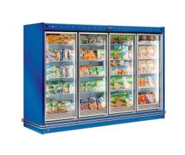 Шкаф морозильный со стеклянной дверью DGD Azimuth A. – vent. 4-P