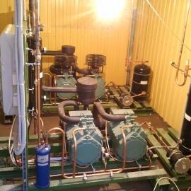 Агрегаты центрального холодообеспечения
