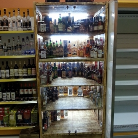 Шкаф для элитных напитков