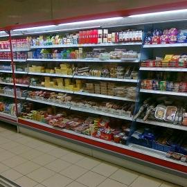Охлаждаемая среднетемпературная горка Кифато Киев