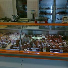 Колбасная витрина кифато Москва с хранилищем