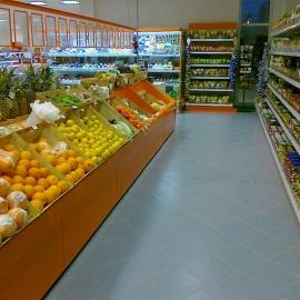 Развал овощи-фрукты