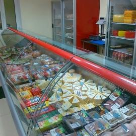 Витрины Brandford Шкафы холодильные Kifato