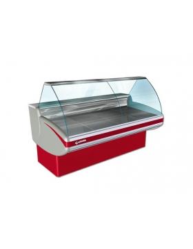 Витрина холодильная (гнутое стекло) -6... 6 Cryspi  Gamma 1500 SN