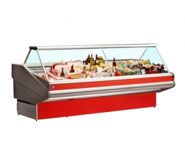Витрина холодильная DGD  Europa21 150