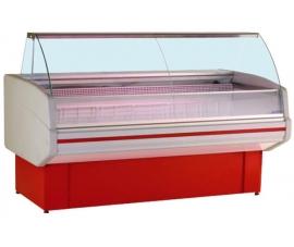 Витрина морозильная -18 Интеко-Мастер DV 180 М Lux ВС 1.8/1.1