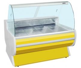 Витрина холодильная (гнутое стекло) Премьер-Фантазия стат. 250 ВВУП1/Ф-2,5/L